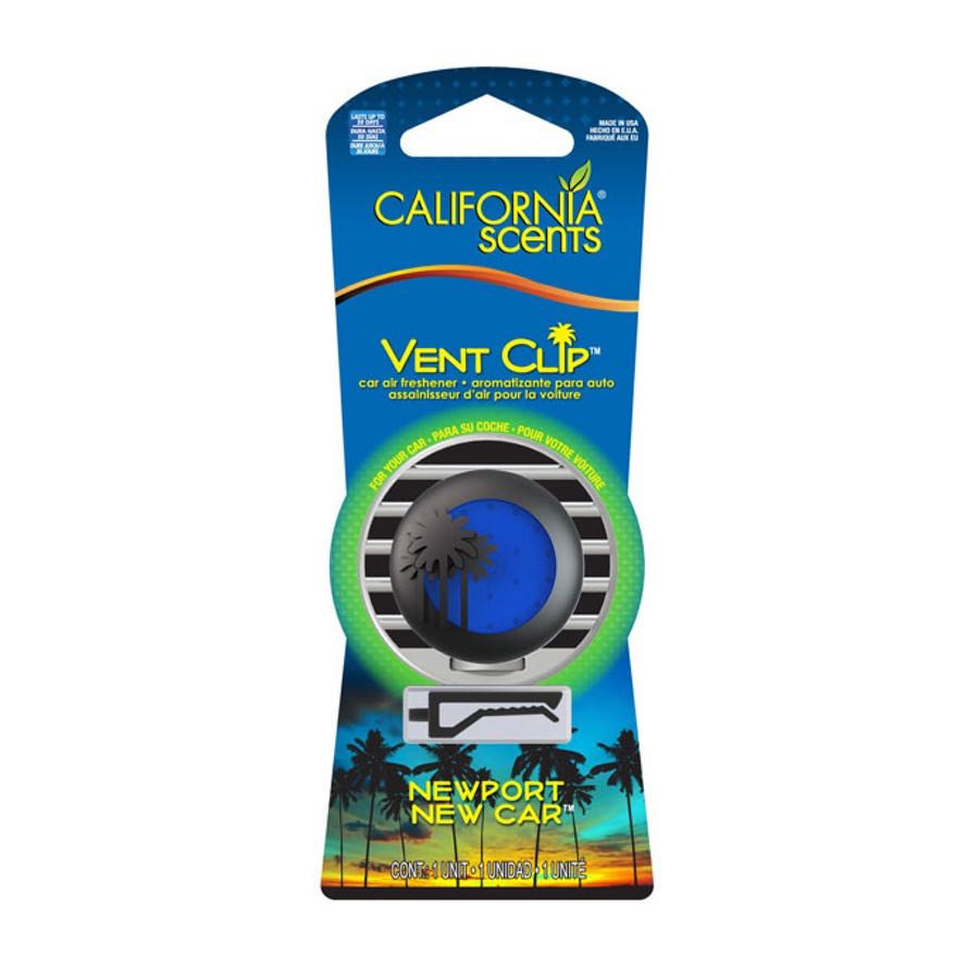 California Scents Vent Clip - NOVÉ AUTO 15g VC-022