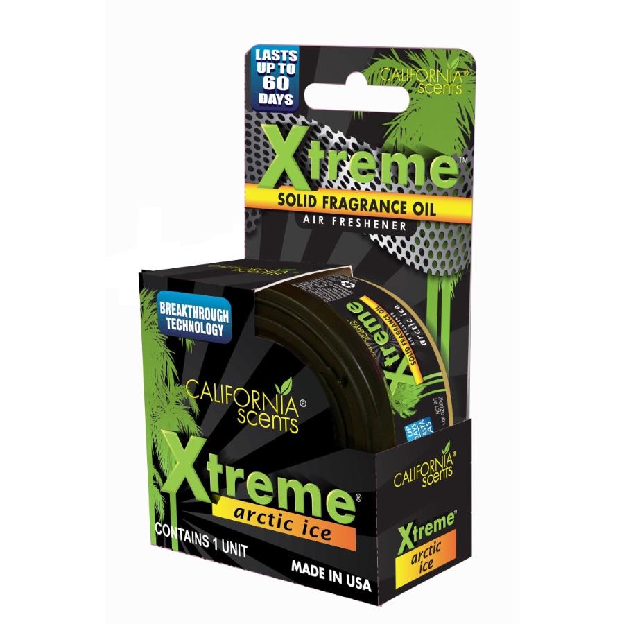 California Scents Xtreme Can - LEDOVĚ SVĚŽÍ 42g EXTM-CAN-B205