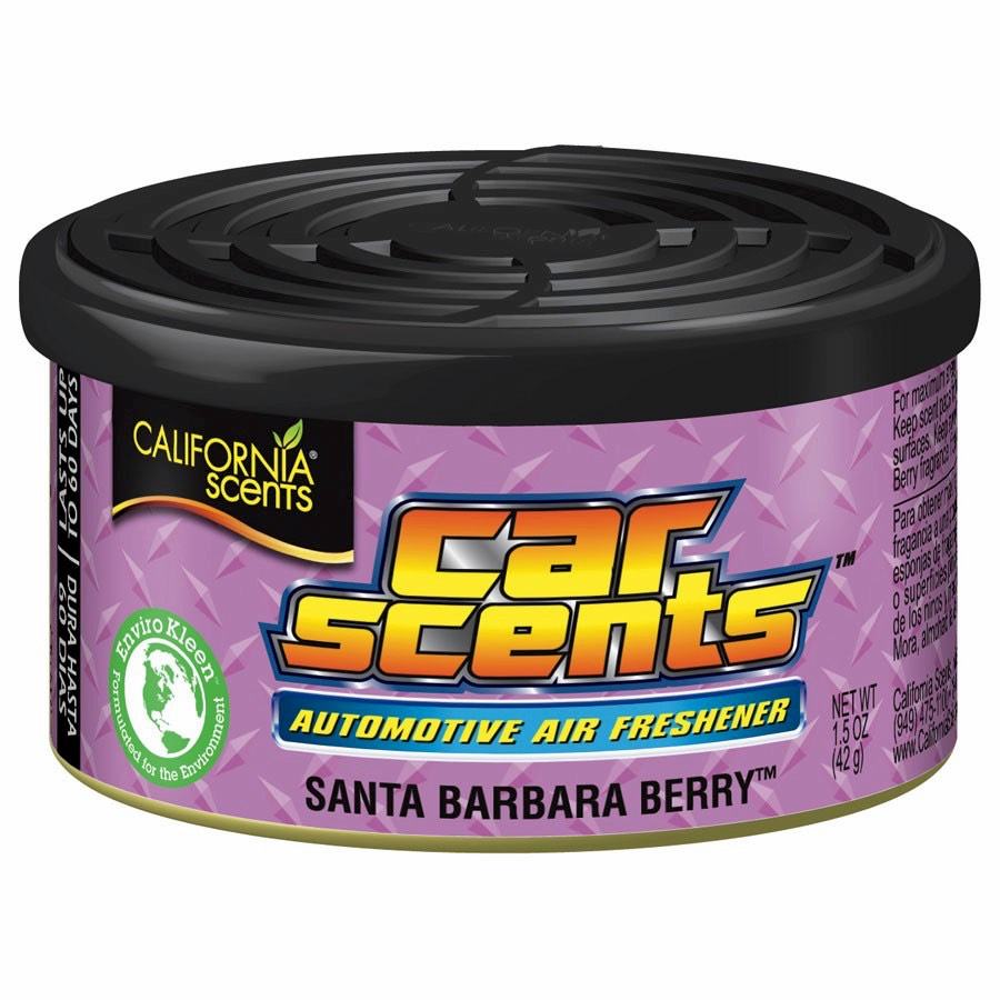 California Scents Car Scents - LESNÍ PLODY 42g