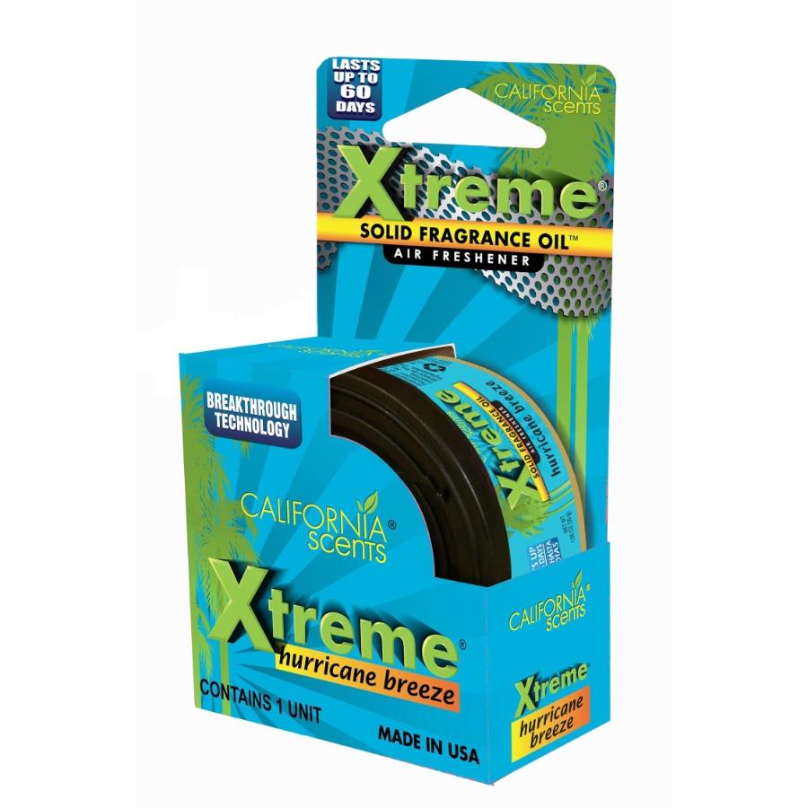 California Scents Xtreme Can - HURIKÁN SVĚŽESTI 42g EXTM-CAN-B002