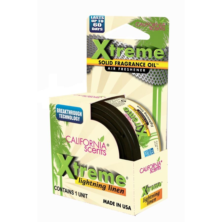 California Scents Xtreme Can - BLESKOVÁ OČISTA 42g EXTM-CAN-B044