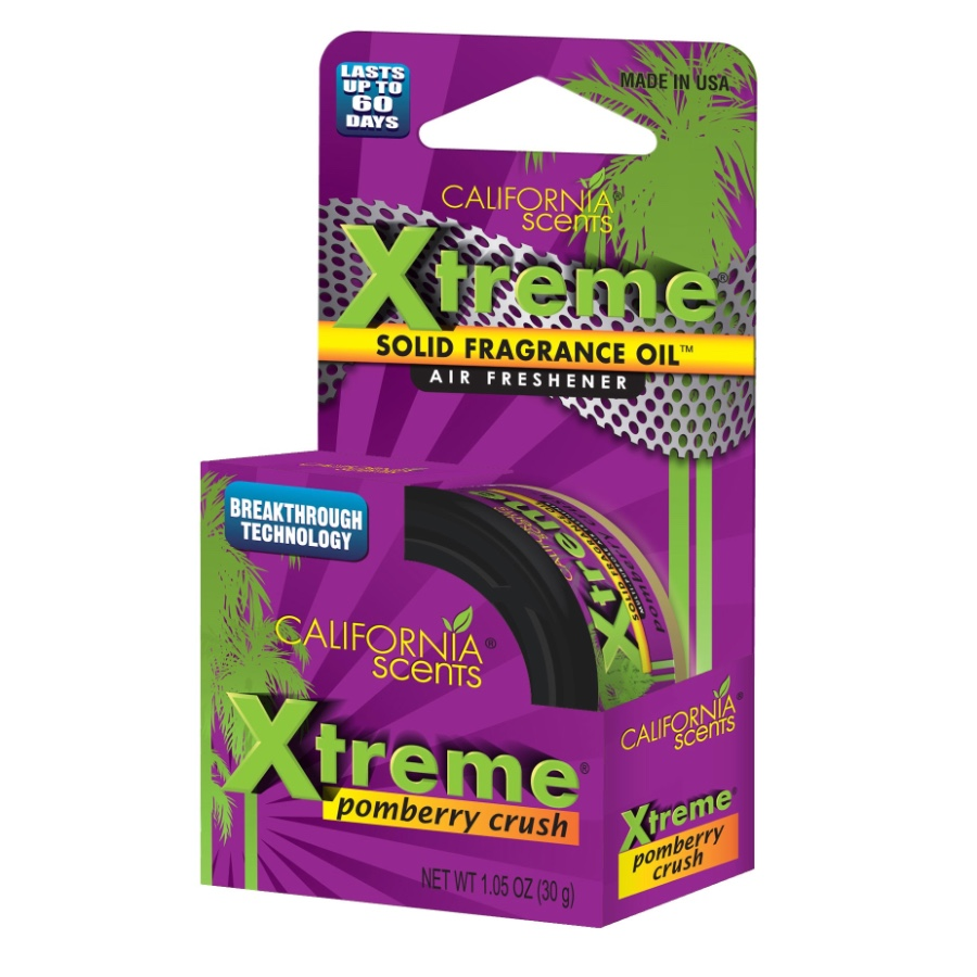 California Scents Xtreme Can - OVOCNÁ BOMBA 42g EXTM-CAN-B315