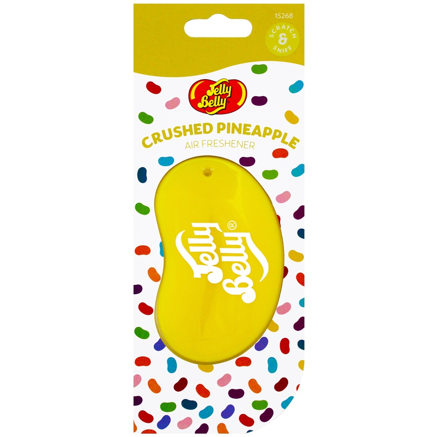 Jelly Belly 3D Classics - ANANAS 20g 15268