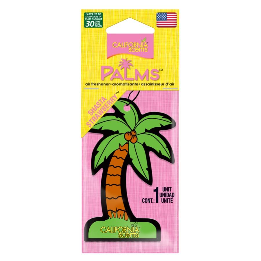 California Scents Palms HangOuts - JAHODA 5g HO-012