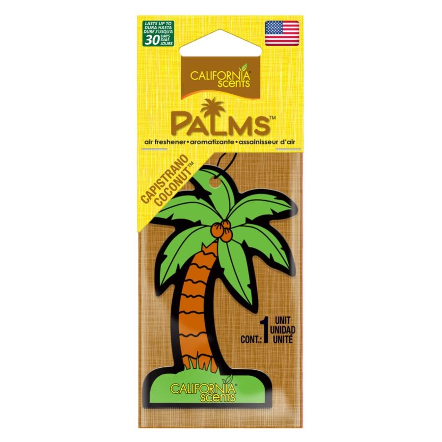 California Scents Palms HangOuts - KOKOS 5g HO-016