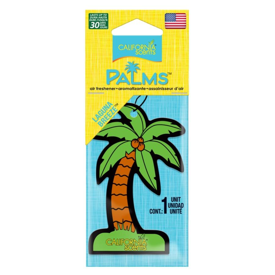California Scents Palms HangOuts - VŮNĚ MOŘE 5g HO-002