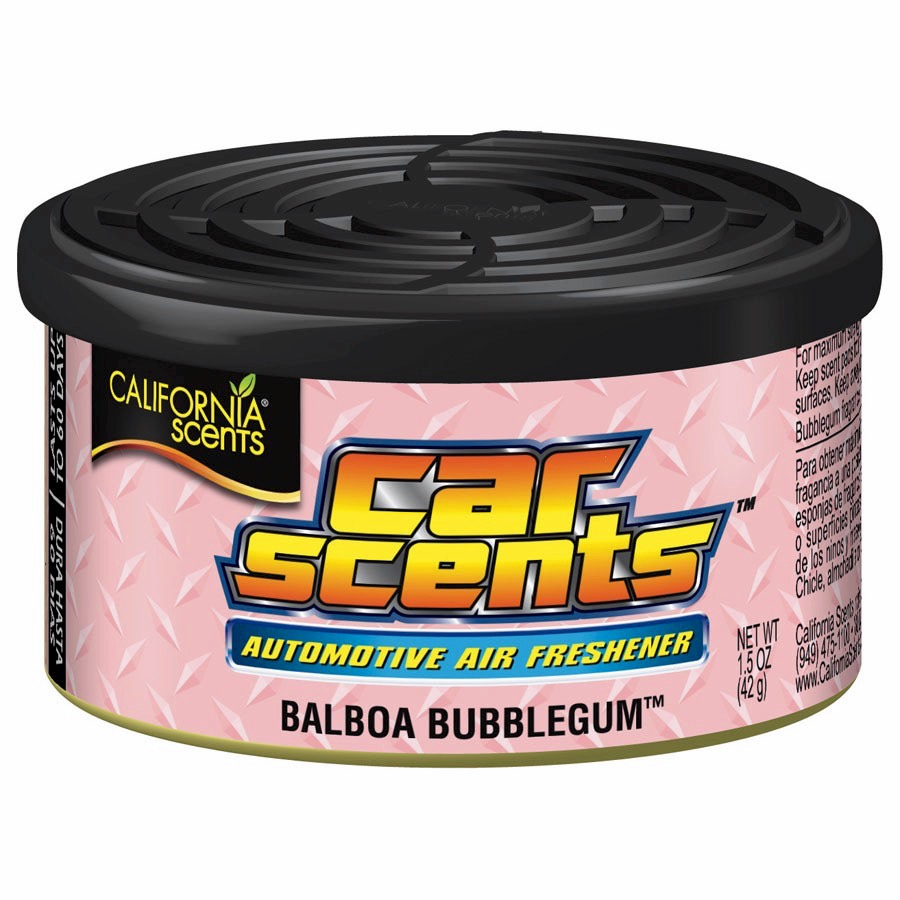 California Scents Car Scents - ŽVÝKAČKA 42g