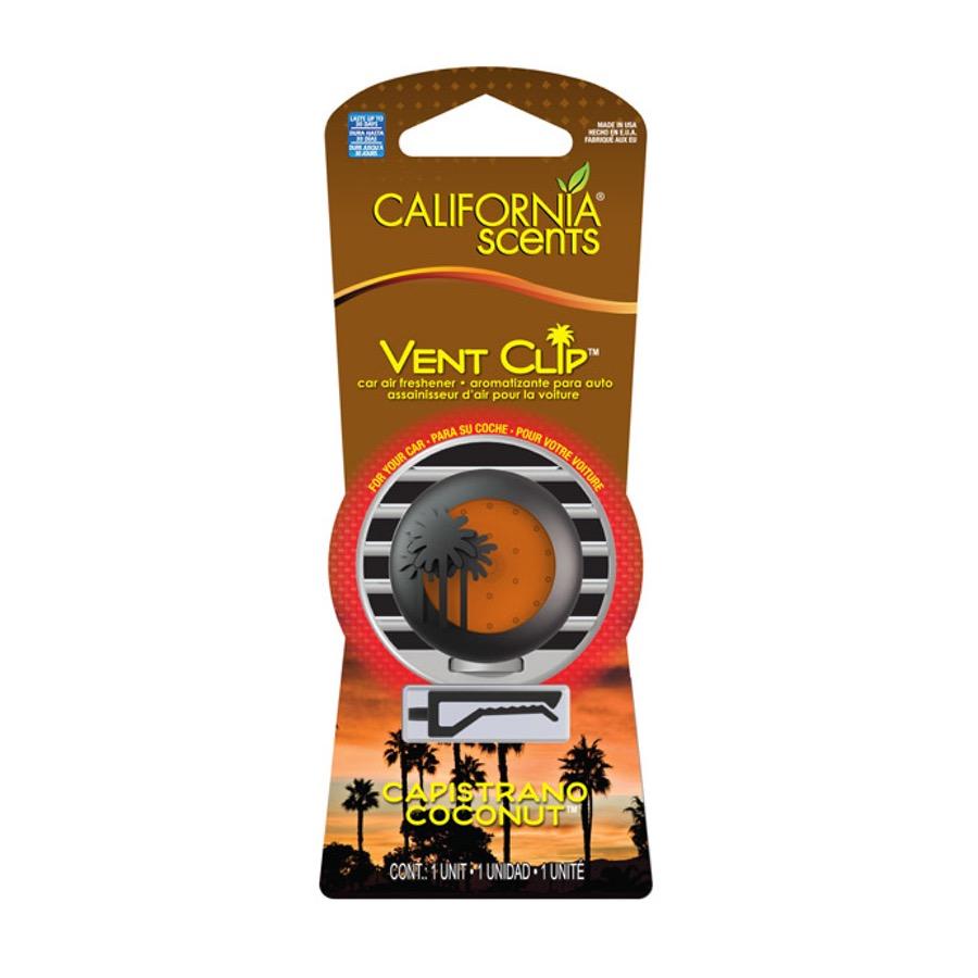 California Scents Vent Clip - KOKOS 15g VC-016