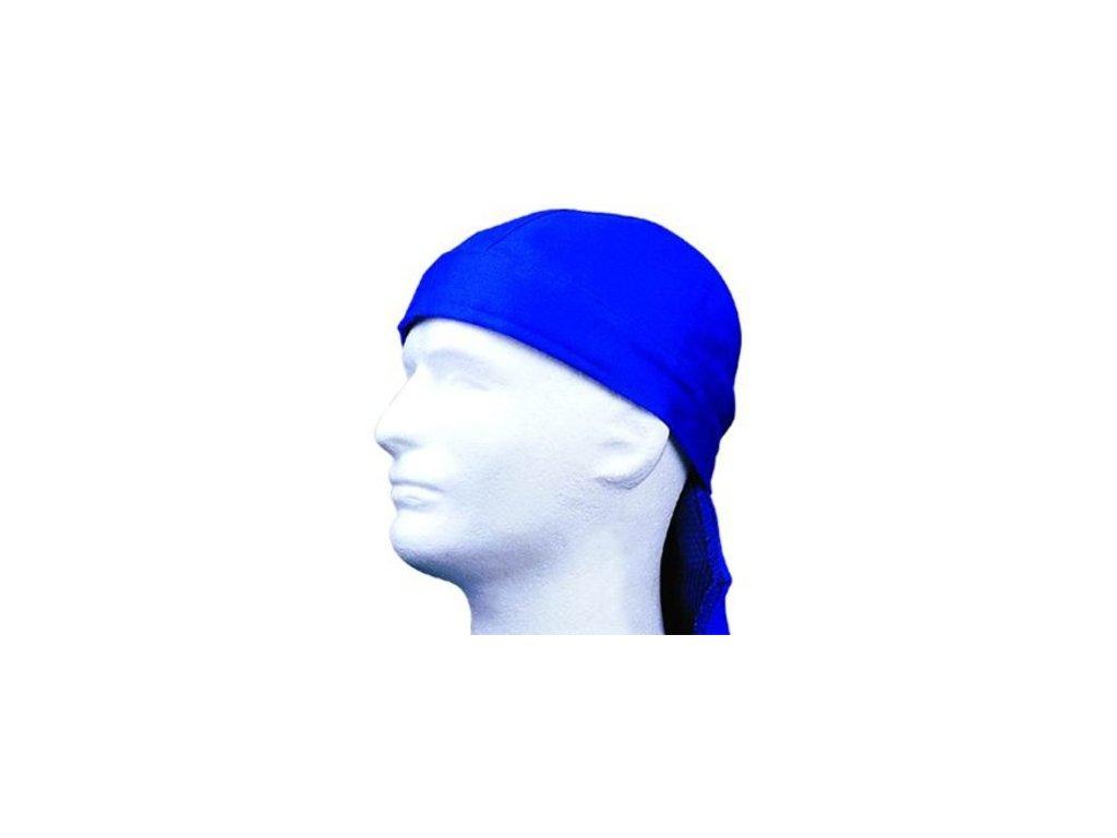 Šatka Doo Rag modrá