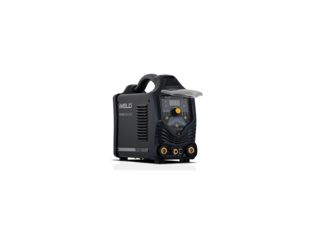 TIG 200 Digital pulse