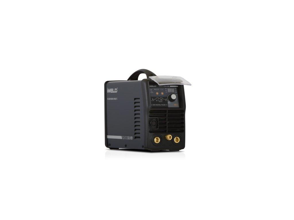 TIG 220 DIGITAL Pulse RC