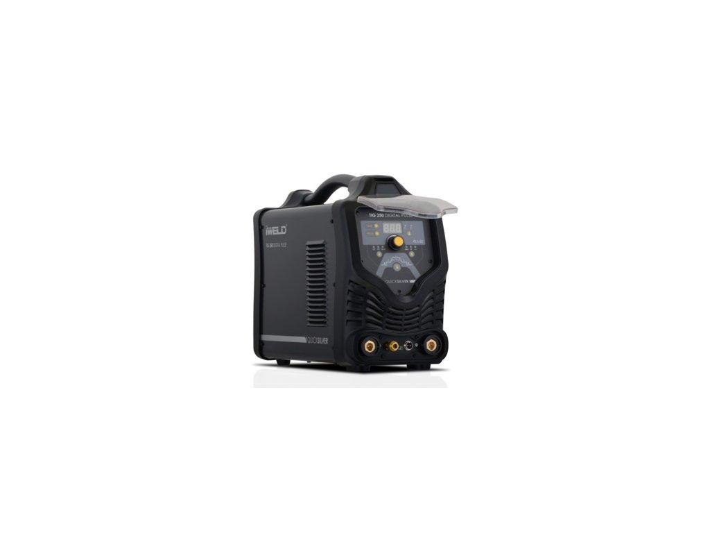 TIG 250 Digital pulse