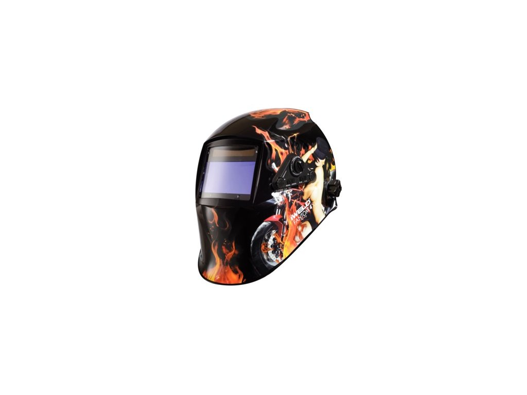 Samostmievacia kukla FANTOM 4 XL Bike Girl