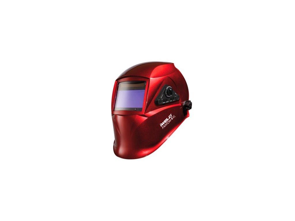 Samostmievacia kukla FANTOM 4 XL červená