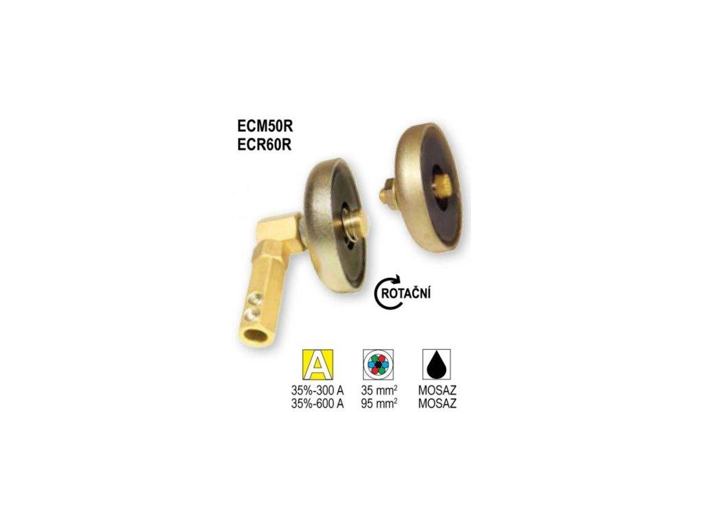 ECM50R ECR60R zemniaca svorka
