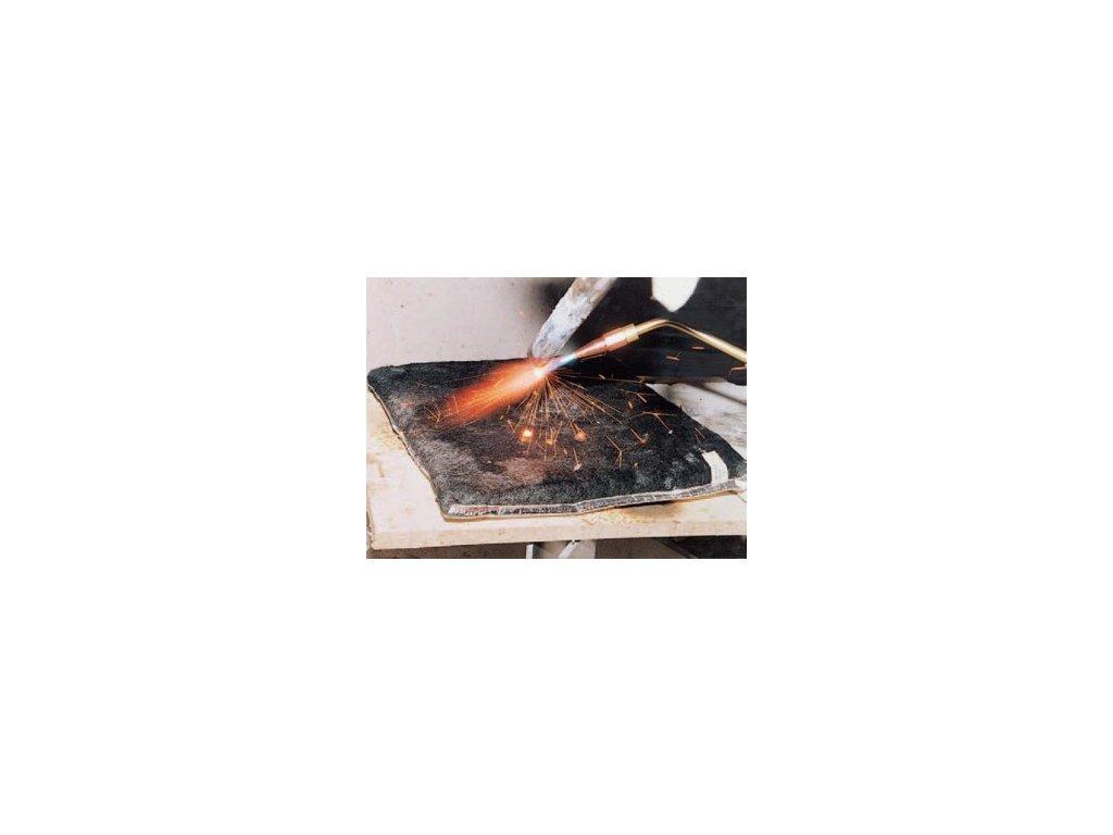 Priama zváracia podložka do 3000°C