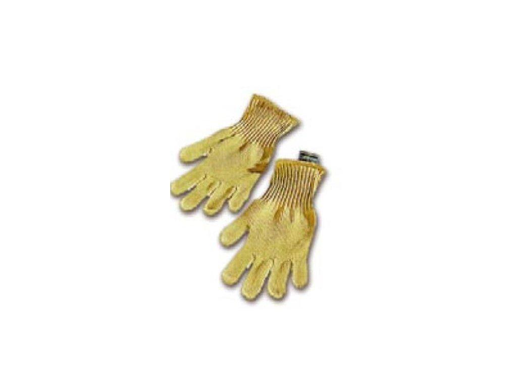 Kevlarové rukavice do 200°C