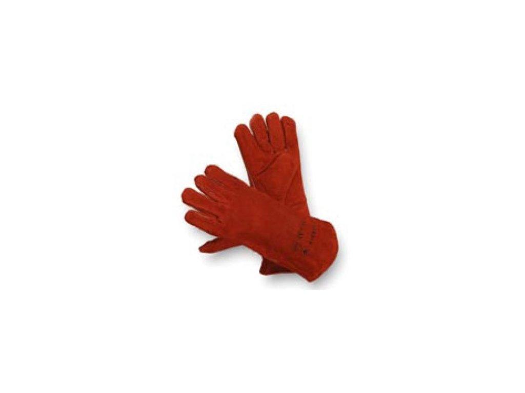 Zváracie rukavice do 200°C