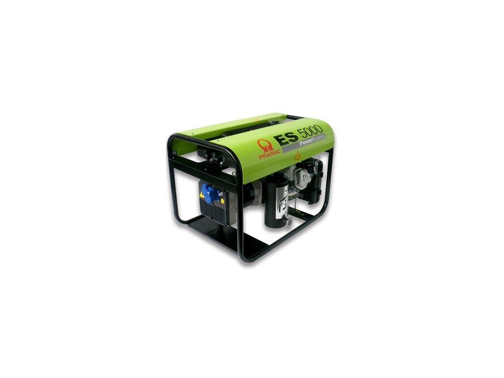 ES5000 AVR trojfázová