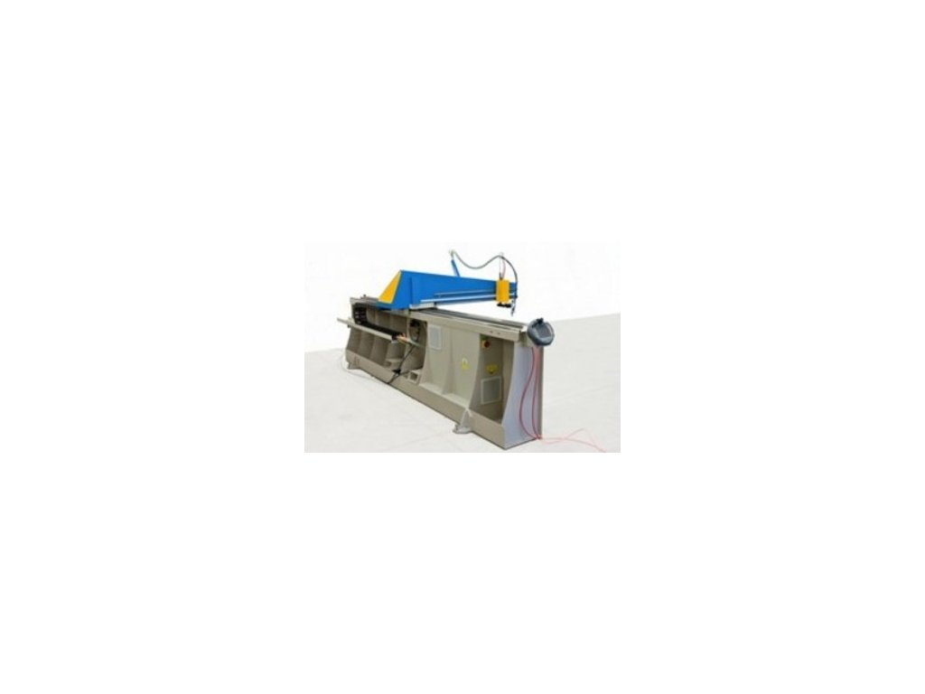 Vanad MIRON, CNC páliaci stroj