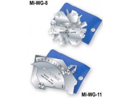 MI-WG-8, MI-WG-11 zváracia mierka