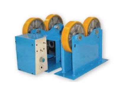 Odvalovacie polohovacie systémy TR-0100, TR-3504 až PR25000