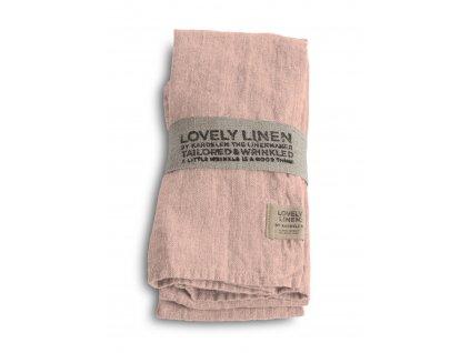 Lovely Linen ubrousek 45X45 LITCHI