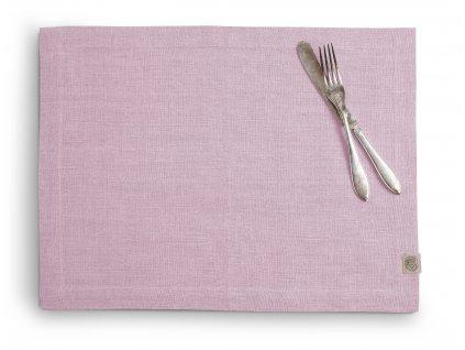 Lovely Linen prostírání 37X50 SOFT PINK