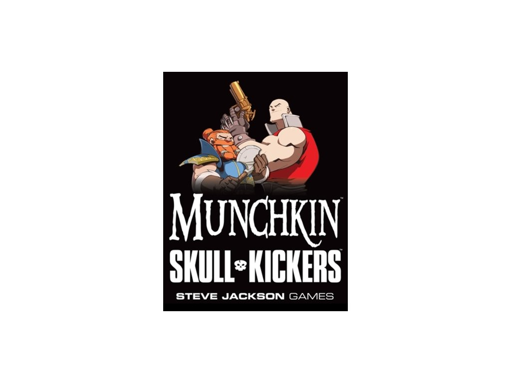Munchkin Booster: Skull and Kickers
