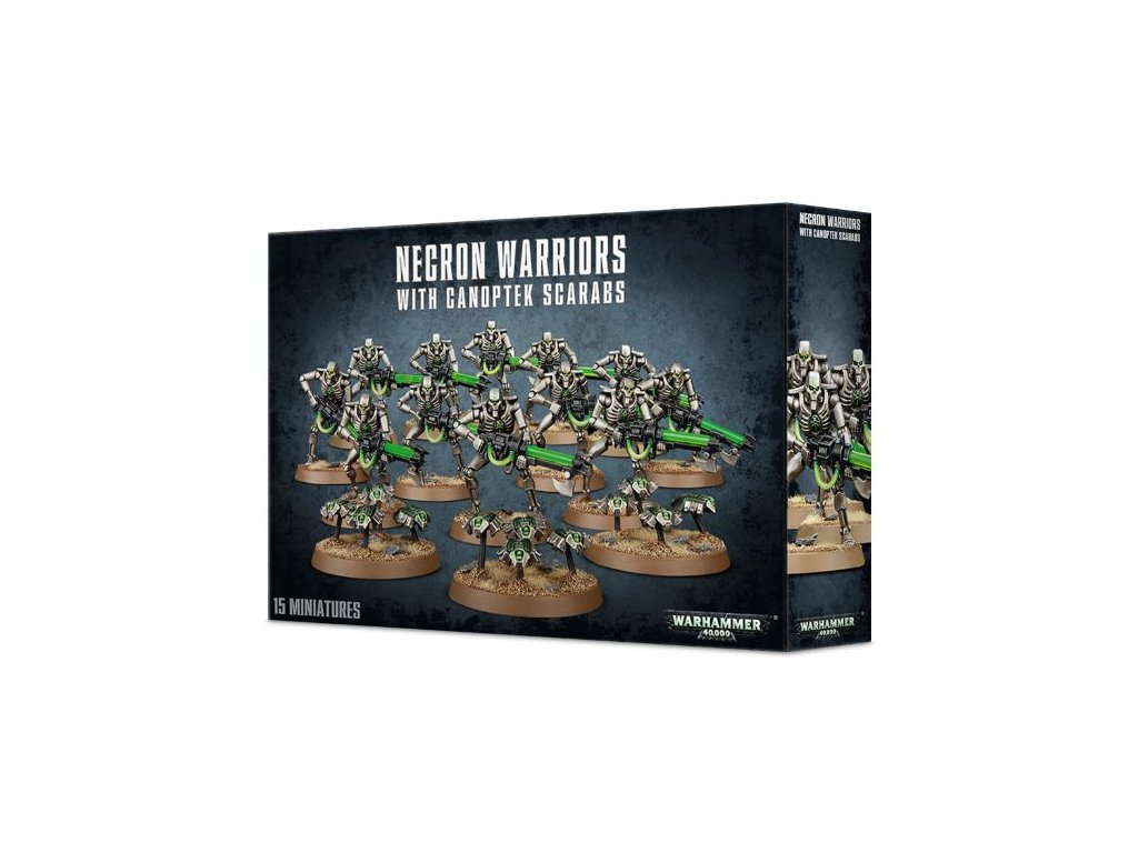 Necrons Warriors