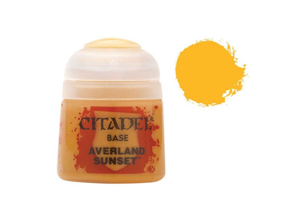 GW Citadel Base Averland Sunset 12ml