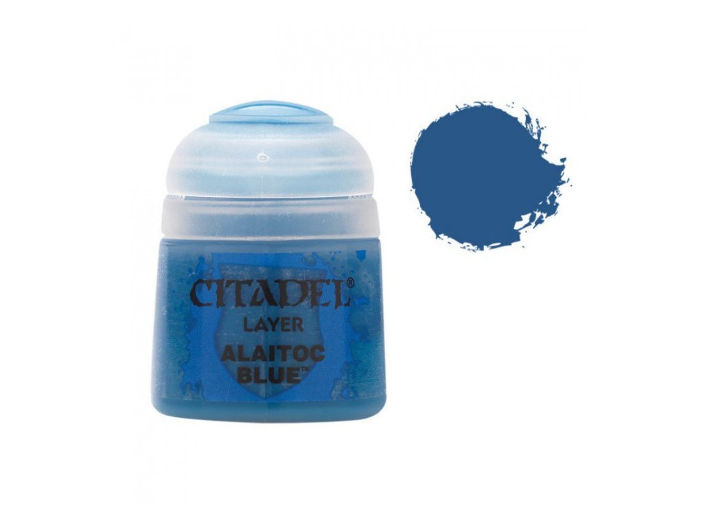 GW Citadel Layer Alaitoc Blue 12ml