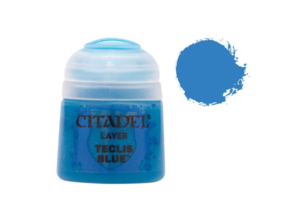 GW Citadel Layer Teclis Blue 12ml