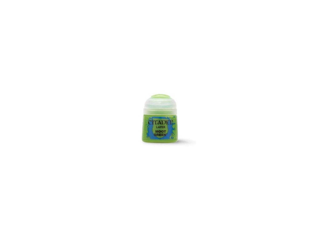 GW Citadel Layer Moot Green 12ml