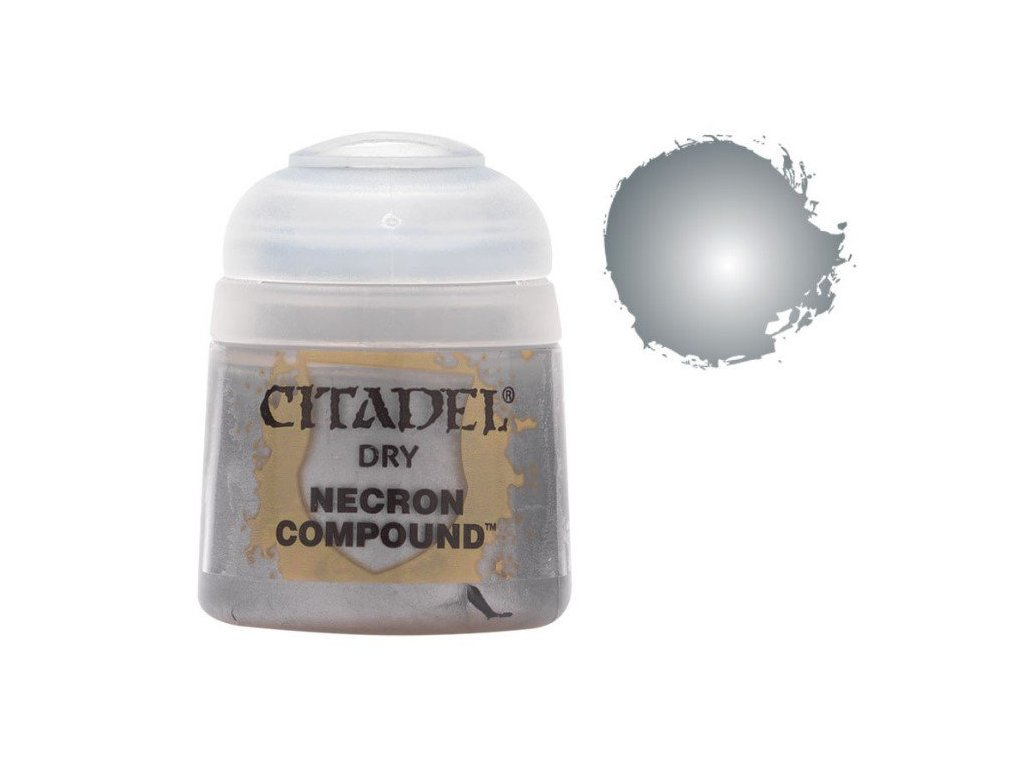 GW Citadel Dry Necron Compound 12ml