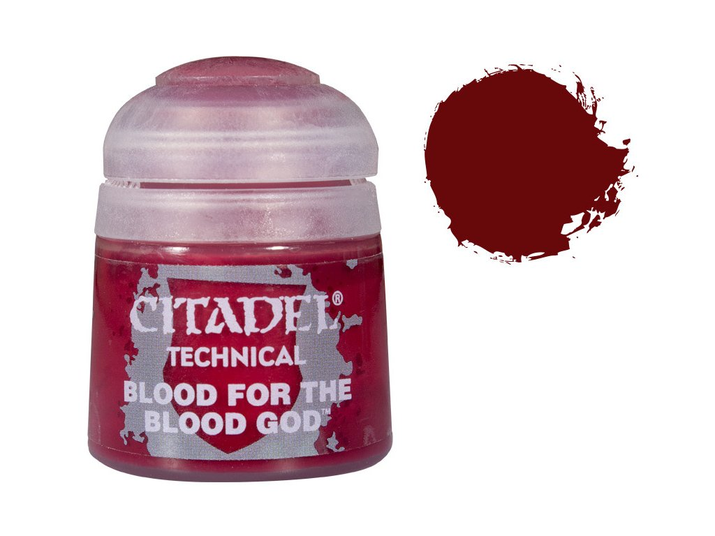 GW Citadel Technical Blood for the Blood God 12ml