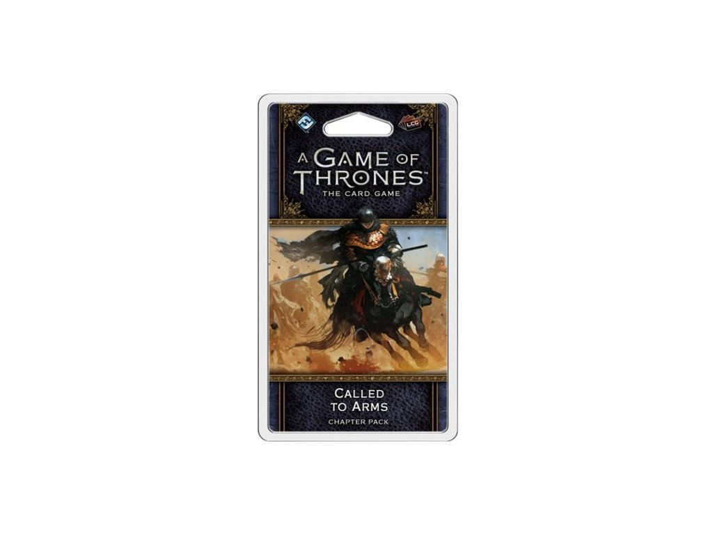 A Game of Thrones 2nd Edition Called to Arms Chapter Pack