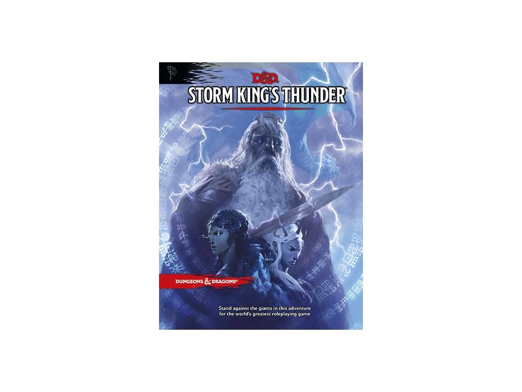 Dungeons and Dragons 5e Storm King's Thunder