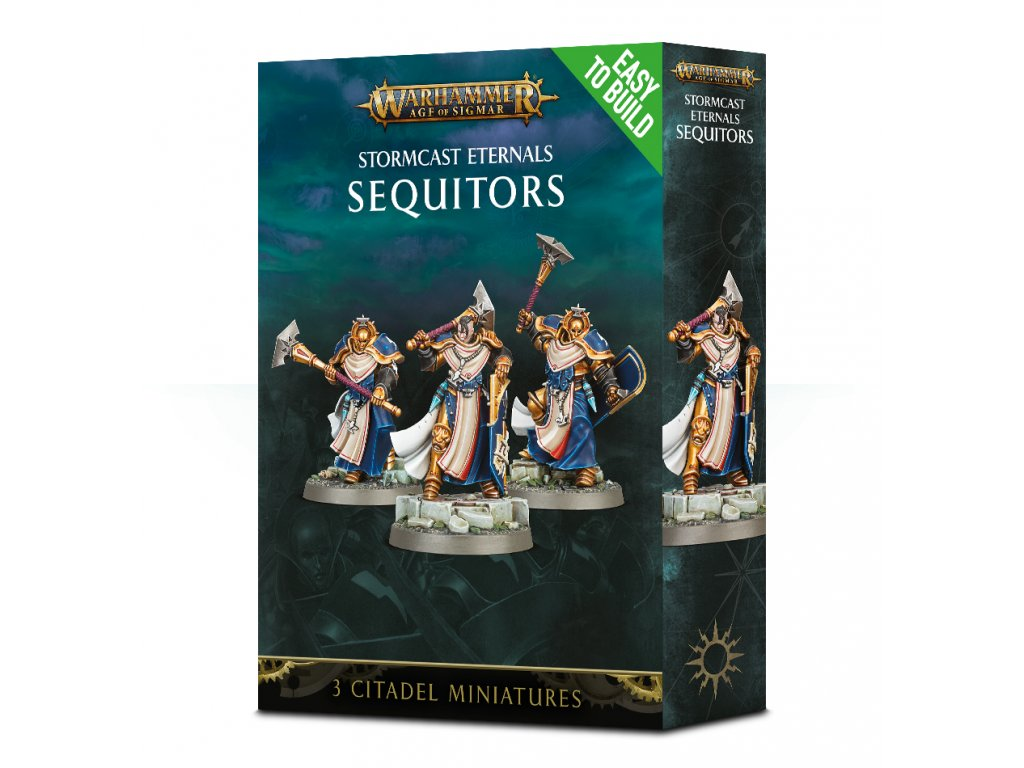 vyr 9018SE Sequitors ETB