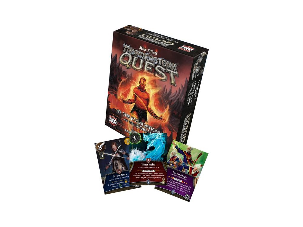Thunderstone Quest Foundations of the World