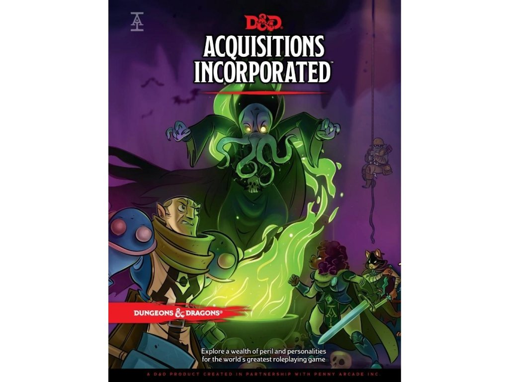 wizards of the coast d d acquisitions incorporated