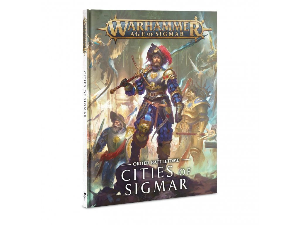AoS Cities Of Simgar Battletome