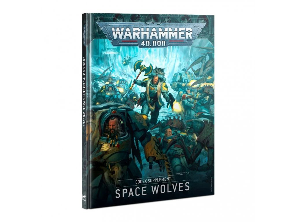 codex space wolves 2018 kniha 3