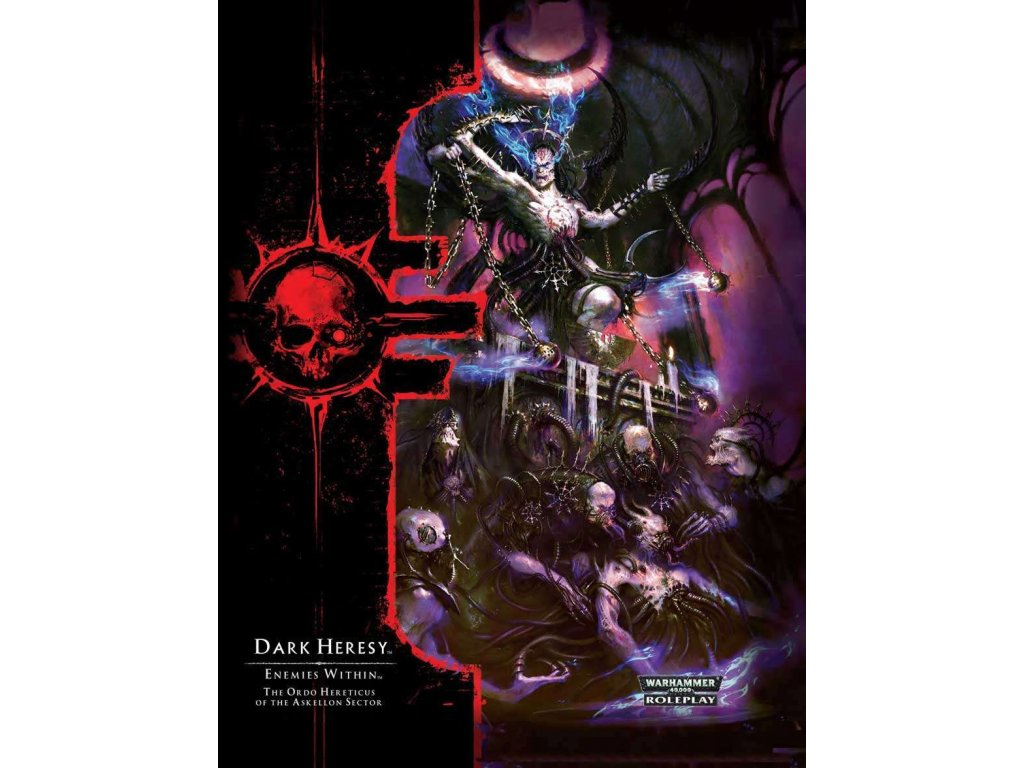 Warhammer 40k Dark Heresy Enemies Within
