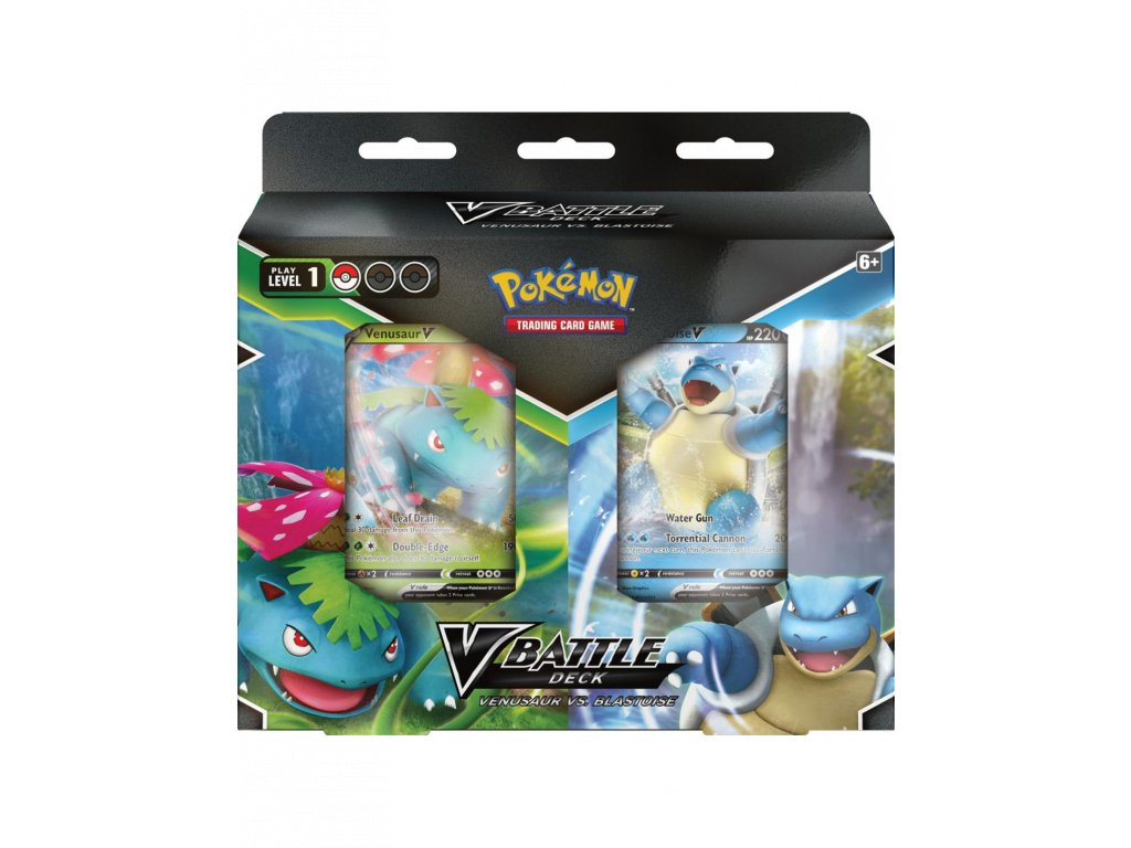 pokemon tcg v battle deck bundle