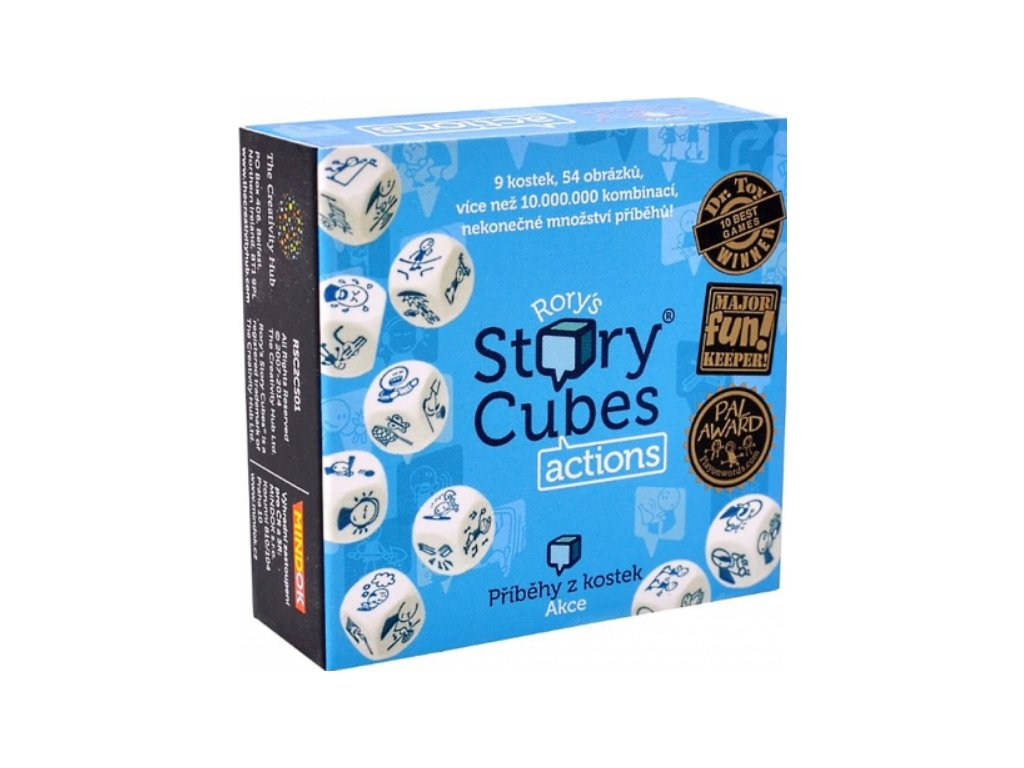 storycubes actions