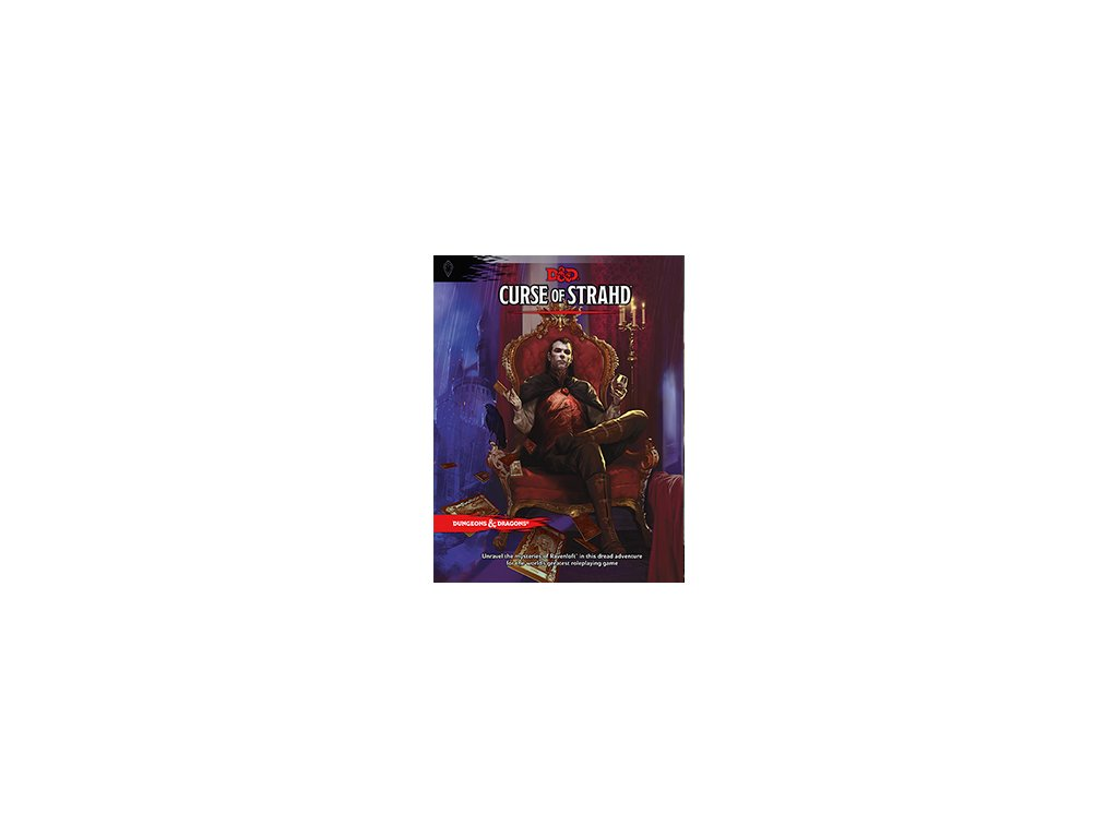 Dungeons and Dragons 5e Curse of Strahd