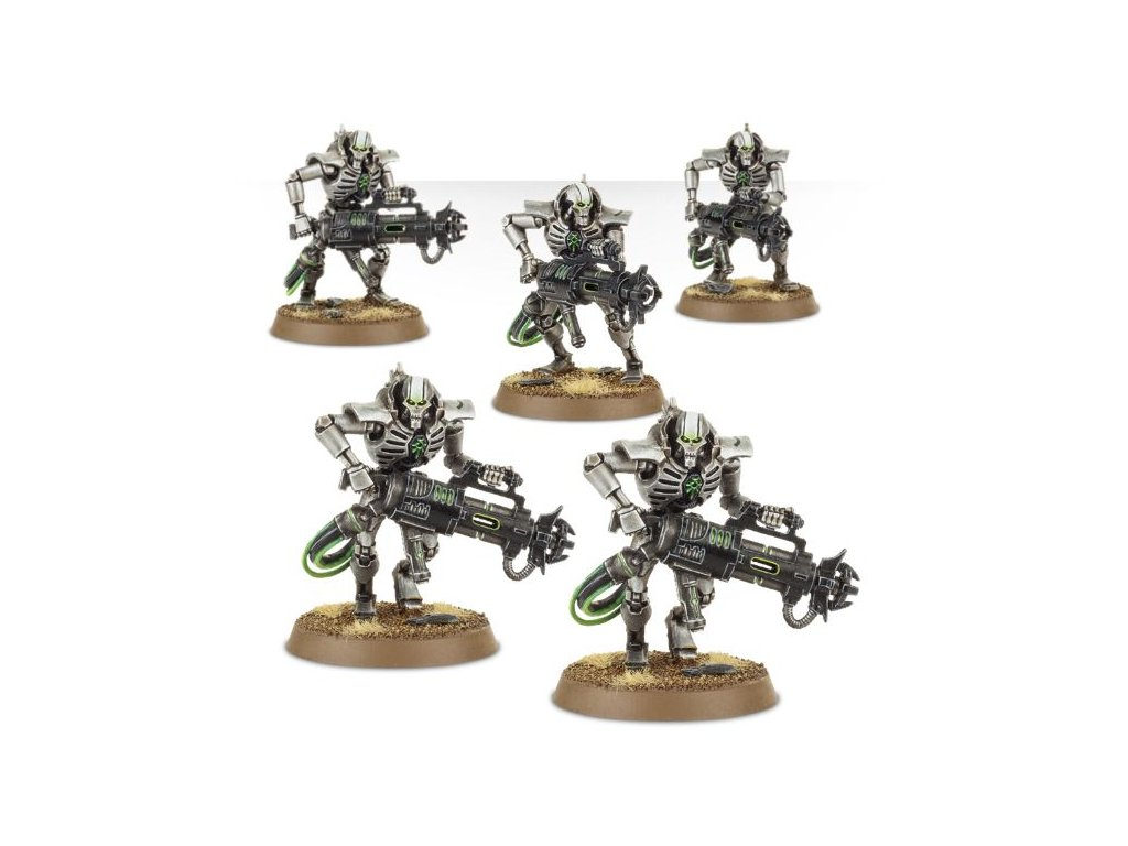 Necrons Immortals / Deathmarks