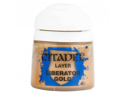 GW Citadel Layer Liberator Gold 12ml