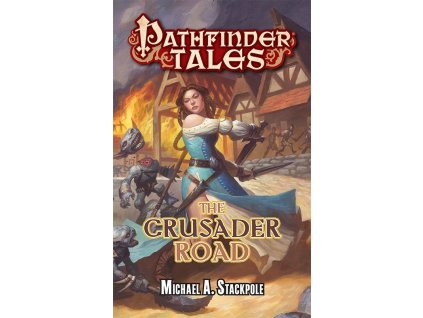 Pathfinder The Crusader Road
